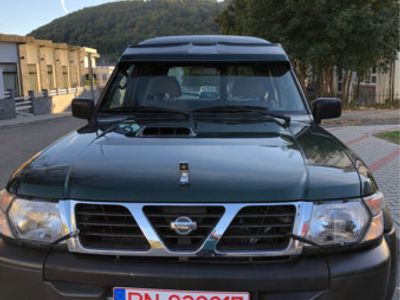 second-hand Nissan Patrol y61 3.0 d