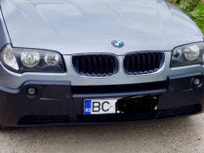 second-hand BMW X3 Superrr!!!