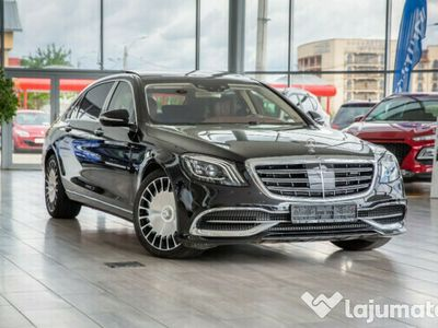 second-hand Mercedes S560 Maybach4Matic G-Tronic