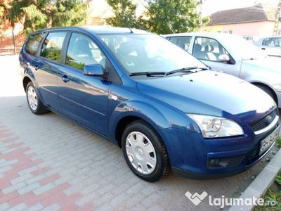 second-hand Ford Focus combi tdci