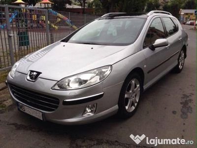 brugt Peugeot 407 SW, 2000 HDI, an 2005