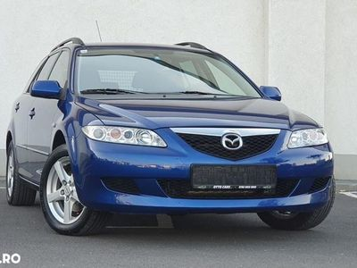 second-hand Mazda 6 2.0i