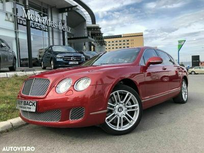 second-hand Bentley Continental Flying Spur