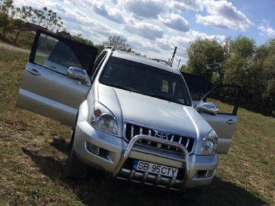 second-hand Toyota Land Cruiser -