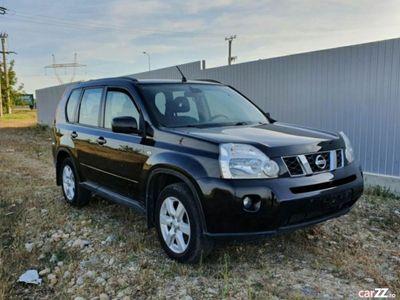 second-hand Nissan X-Trail 4x4 4x2 Cuplaj Blocabil Asistenta Coborare