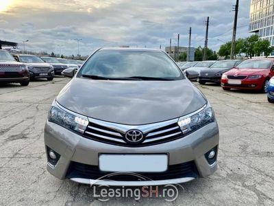 second-hand Toyota Corolla din 2016
