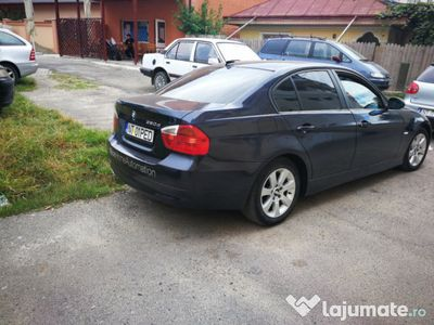 used BMW 320 e90 d 163 cp ,volan dreapta
