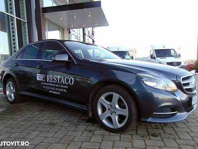 second-hand Mercedes E300 E