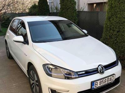 second-hand VW e-Golf eletric