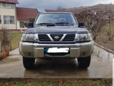 second-hand Nissan Patrol an 2000 3.0 diesel recent adus