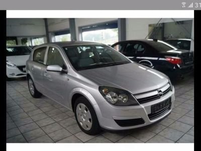 second-hand Opel Astra an 2005, import germania