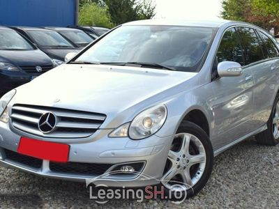 second-hand Mercedes R320 din 2007