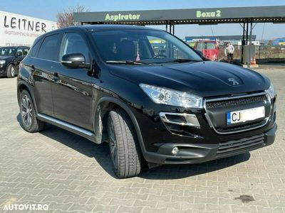 second-hand Peugeot 4008 1.6