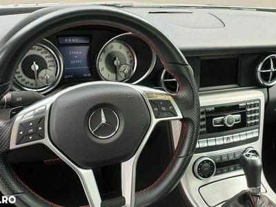 second-hand Mercedes SLK250