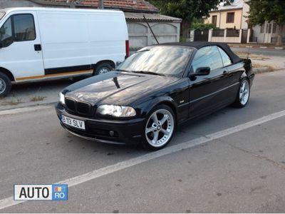 second-hand BMW 318 Cabriolet 1.8 benzina