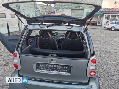 second-hand Smart ForTwo Coupé benzin clima berlina