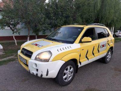 second-hand Hyundai Tucson 4x4 - an 2005, 2.0 Crdi (Diesel)