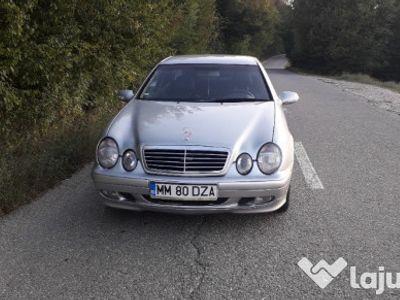 second-hand Mercedes CLK200 kompresor