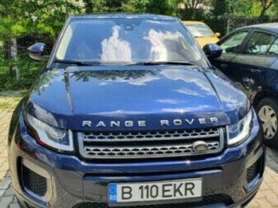 second-hand Land Rover Range Rover evoque 2.0 150CP