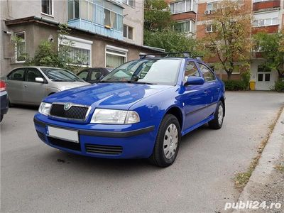 second-hand Skoda Octavia tour