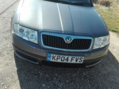 second-hand Skoda Superb 1,9 tdi.2004