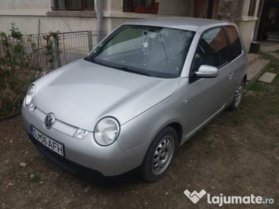 second-hand VW Lupo 3L.