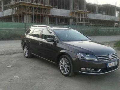 second-hand VW Passat B7 2013