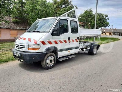 second-hand Renault Master Basculabil 3 parti