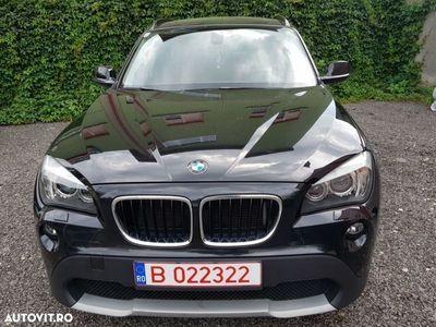 second-hand BMW X1 - Xdrive, automat, piele, xenon, navigatie.