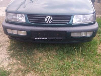 second-hand VW Passat intermediar TDI