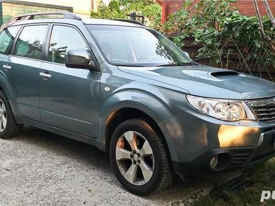 second-hand Subaru Forester Diesel 45.000 KM