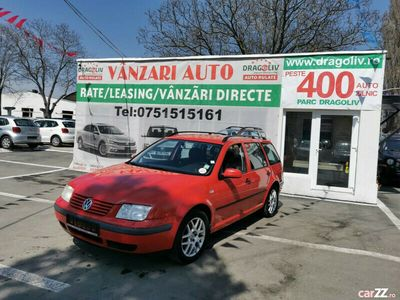 second-hand VW Bora 2.0 Benzina,2001,Finantare Rate