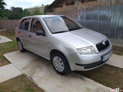 second-hand Skoda Fabia an 2002, motor 1.4 benzina,euro 4