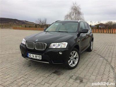 second-hand BMW X3 Seria3.0d 258HP
