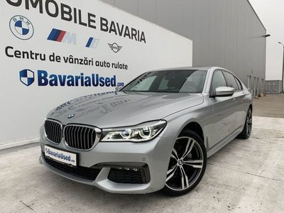 second-hand BMW 730 d xDrive M Sport Edition