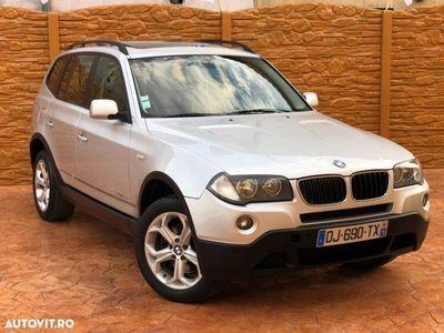 used BMW X3 Seria X