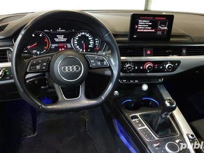 second-hand Audi A4 QUATTRO Sport Edition 190CP Berlina TVA deductibil factura