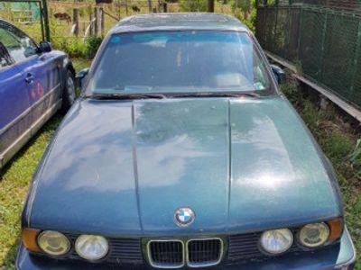 second-hand BMW 524 TD