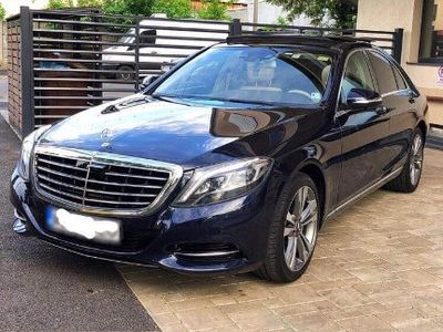 second-hand Mercedes S300 4Matic