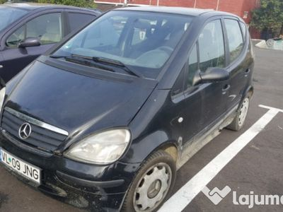 used Mercedes A170 cdi semiautomat