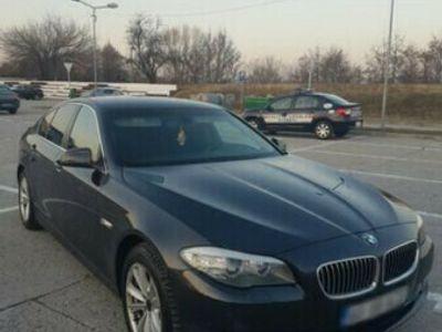 second-hand BMW 520 f10 proprietar