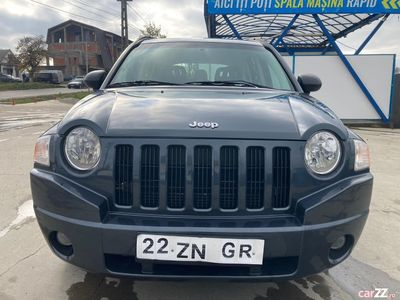 second-hand Jeep Compass 2.0 CRD 4X4 2008