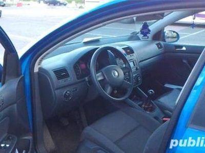 second-hand VW Golf V