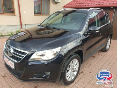 second-hand VW Tiguan 2.0 TSI / 4x4 / 2009 / Euro 5 / Clima / Jante / Posibilitate Rate
