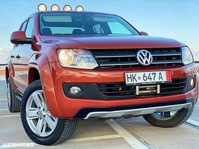 second-hand VW Amarok