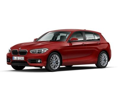 used BMW 118 d Sport Line