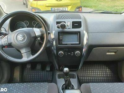 second-hand Suzuki SX4 1.6