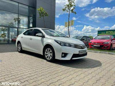 second-hand Toyota Corolla 1.4