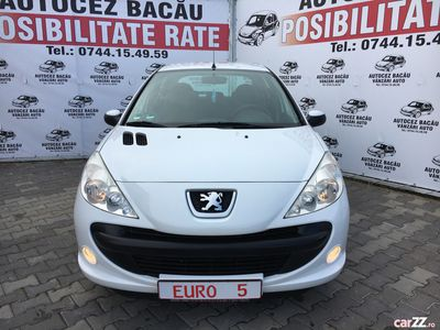 second-hand Peugeot 206+ 2012-EURO 5-Posibilitate RATE-