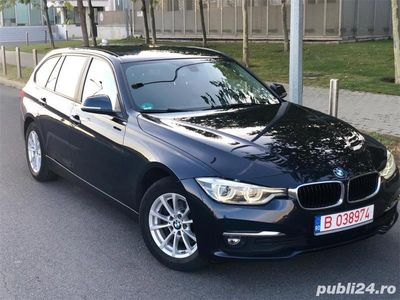 second-hand BMW 320 d 2016 4x4 e6